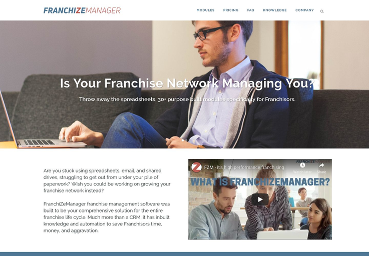 FranchiZeManager