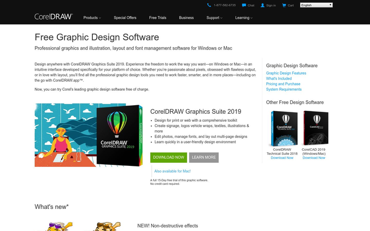 Coreldraw - Drawing Software