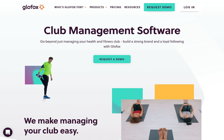Glofox - Club Management Software