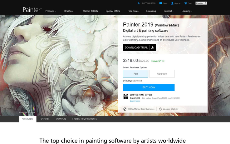 Painter Artist - Drawing Software