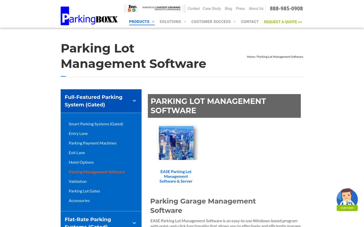 Parking Boxx - Parking Management Software