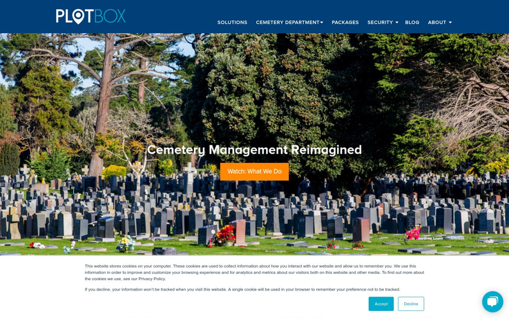 PlotBox-Cemetery Management Software