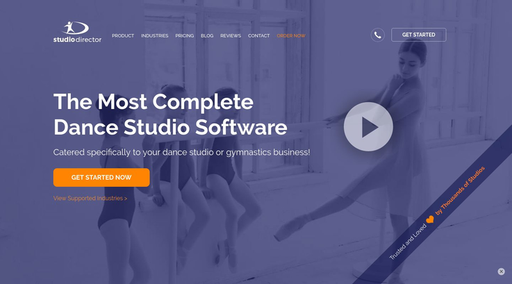 The Studio Director - Dance Studio Software