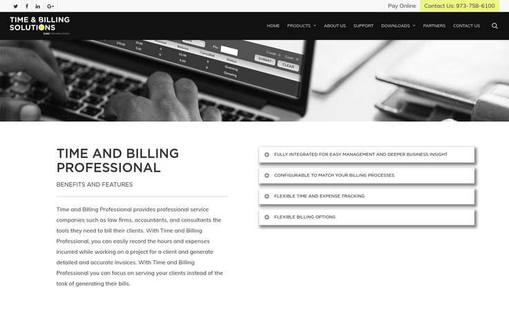 Time & Billing Solutions