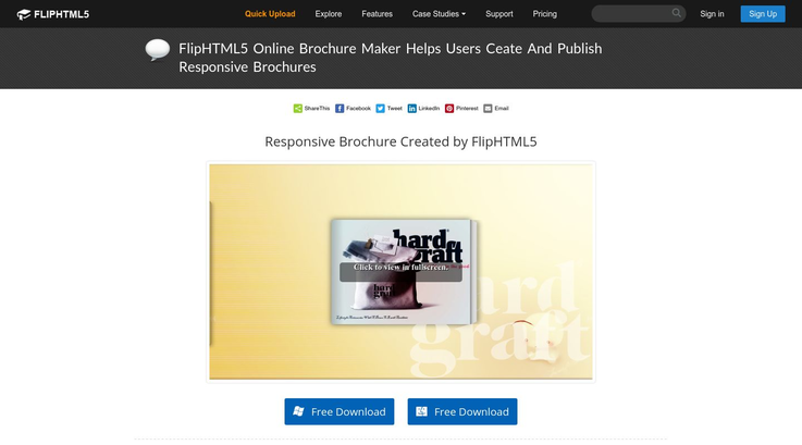 3 Best Brochure Design Software 2020 Pricing Reviews Reapon