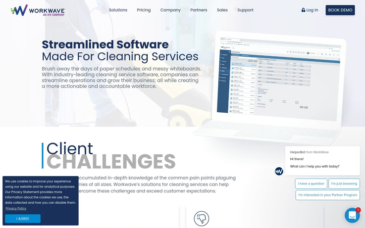 WorkWave - Cleaning Business Software