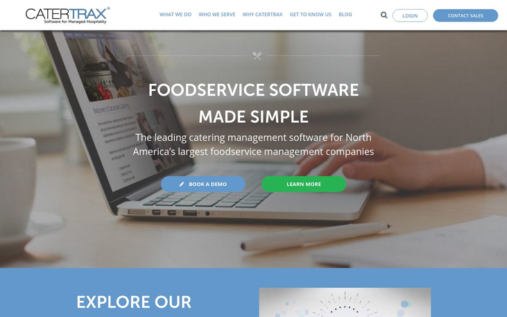 CaterTrax - Catering Software