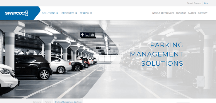 Swarco - Parking Management Software
