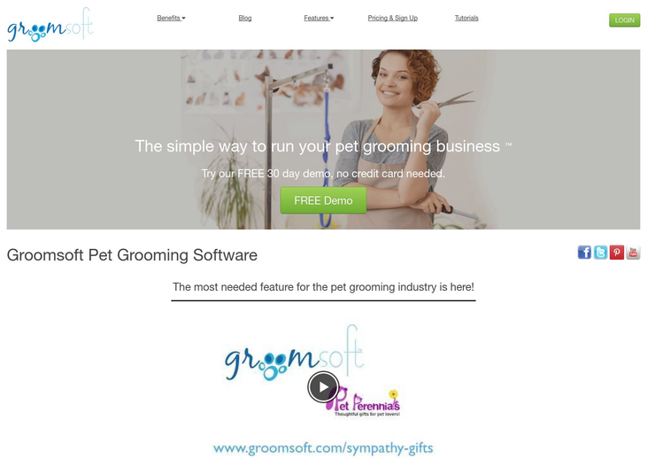 GroomSoft - Dog Grooming Software