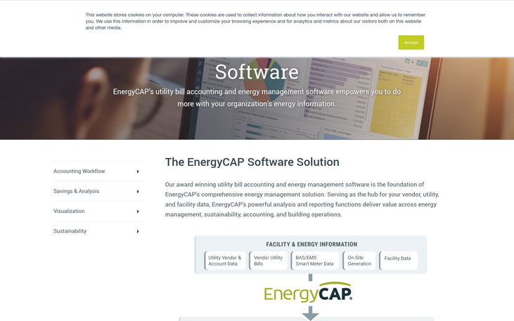 EnergyCAP - Energy Management Software