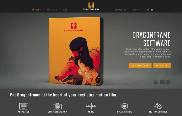 Dragon Frame - Stop Motion Animation Software
