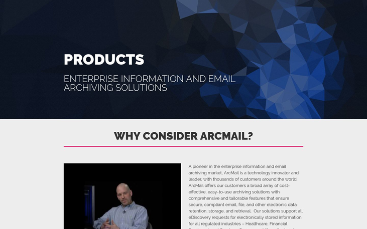 ArcMail - Email Archiving Software