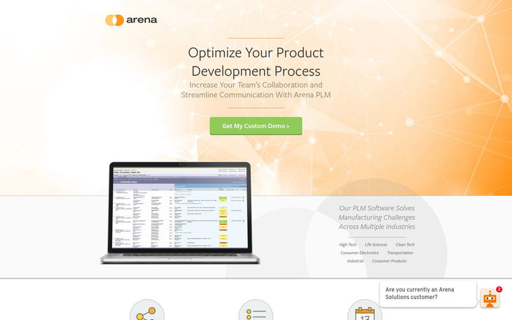 Arena PLM - Product Lifecycle Management Software
