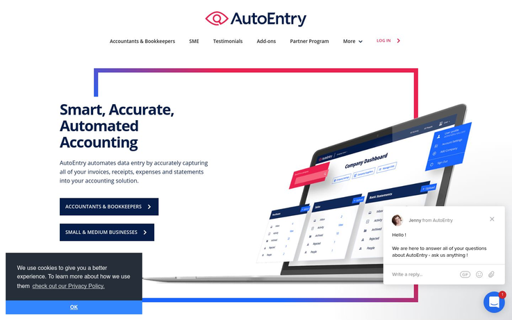 Autoentry - Data Entry Software
