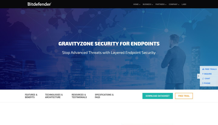 Bitdefender GravityZone - Endpoint Protection Software