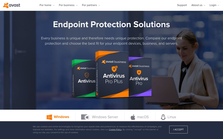 Avast - Endpoint Protection Software