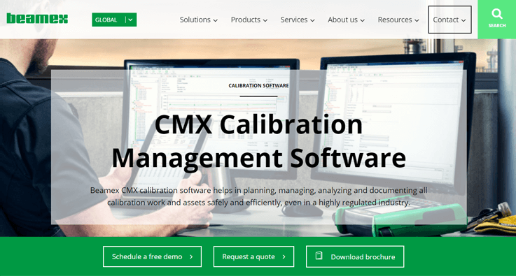 Beamex - Calibration Management Software