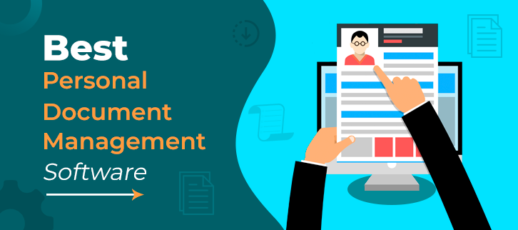Personal Document Management Software