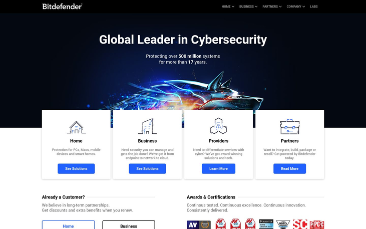 Bitdefender - Anti Virus Software