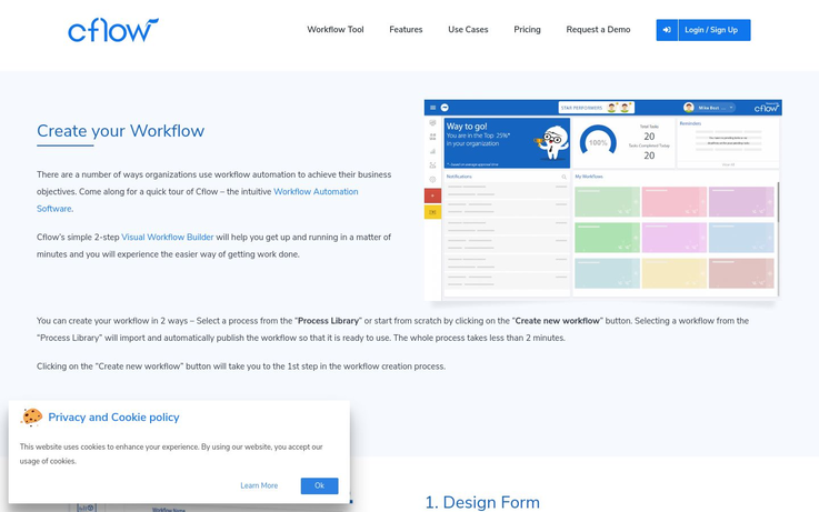 Cflow - Workflow Automation Software