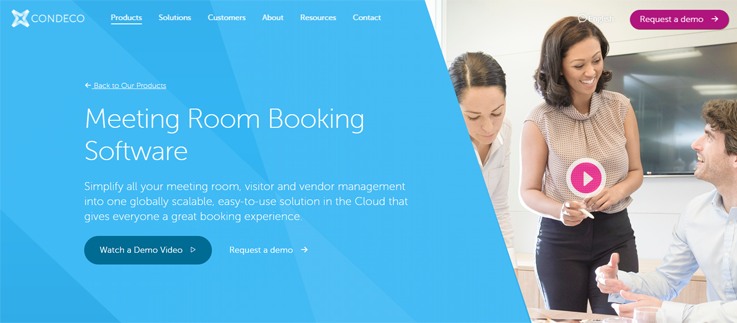 Condeco - Room Booking Software