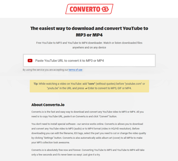 Converto Reviews Pricing Features 2020 Reapon Free online file converter convert your files into different formats. converto reviews pricing features