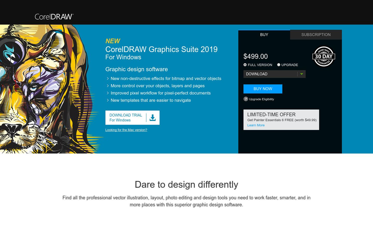 CorelDRAW - Graphic Design Software