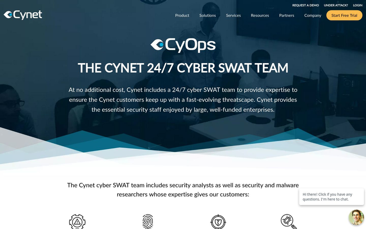 Cynet - Cybersecurity Software