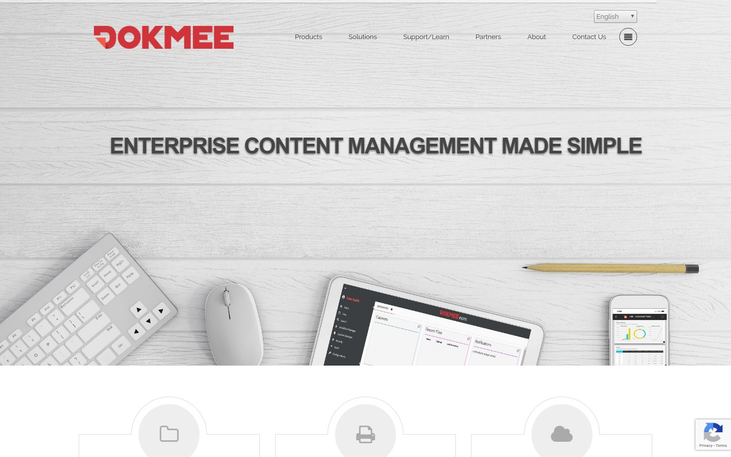 Dokmee - File Organizer Software