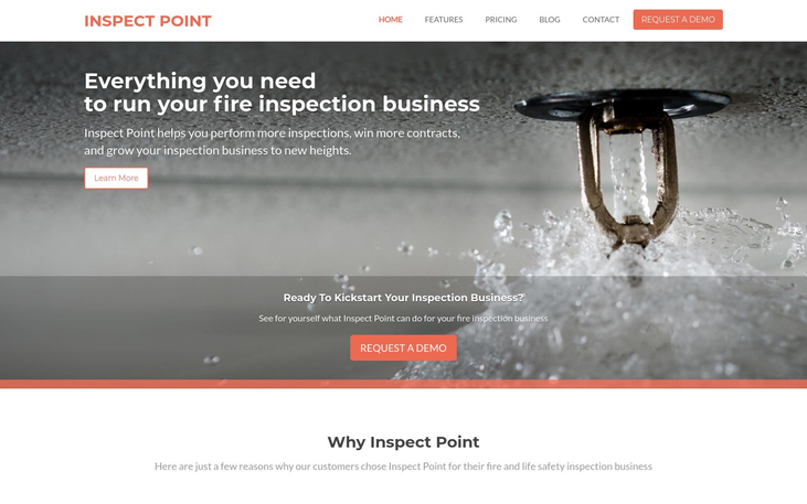 Inspect Point - Fire Inspection Software