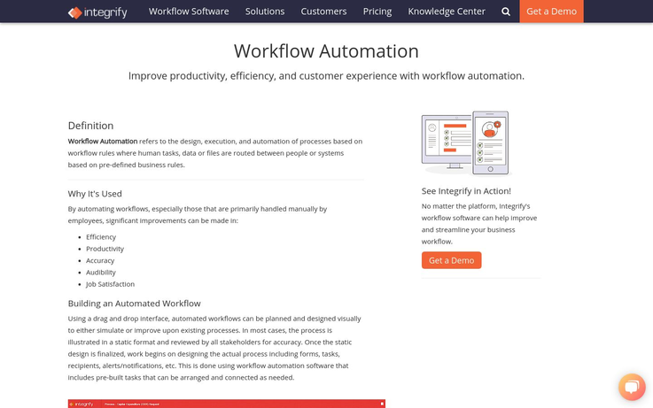 Integrify - Workflow Automation Software