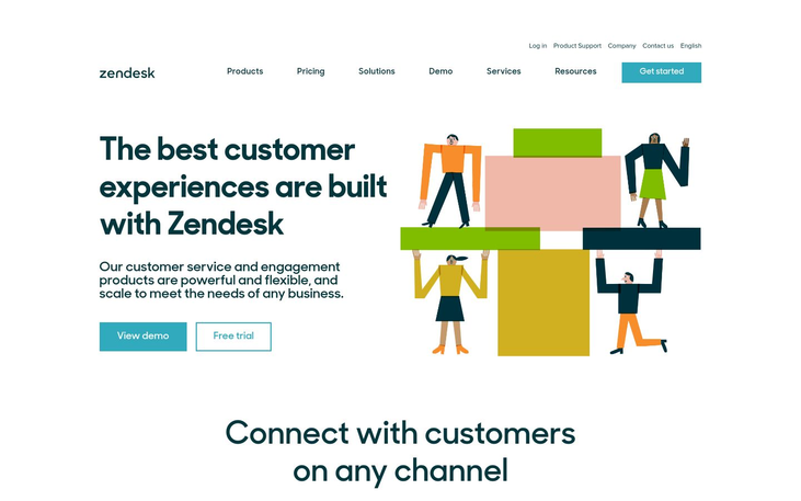 Zendesk - Help Desk Software