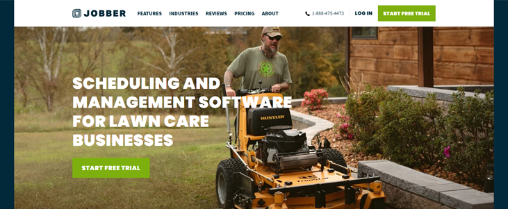 Jobber - Lawn Care Software