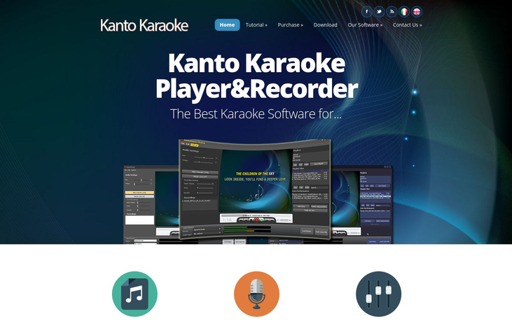 Kanto karaoke software