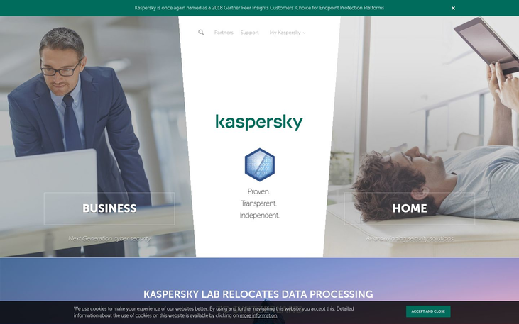 Kaspersky Total Security - Computer Security Software