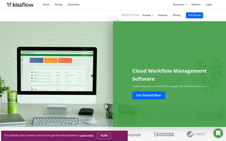 Kissflow - Workflow Automation Software