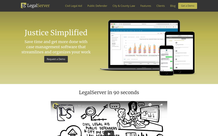 LegalServer - Case Management Software