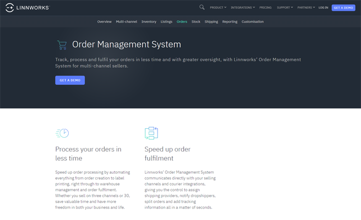 Linnworks - Order Management Software