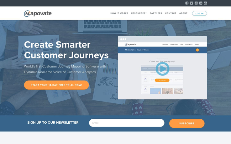 Mapovate - Customer Mapping Software