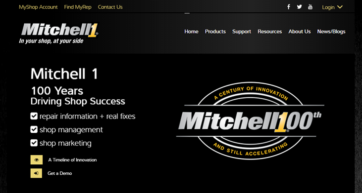 Mitchell 1 - Auto Repair Software