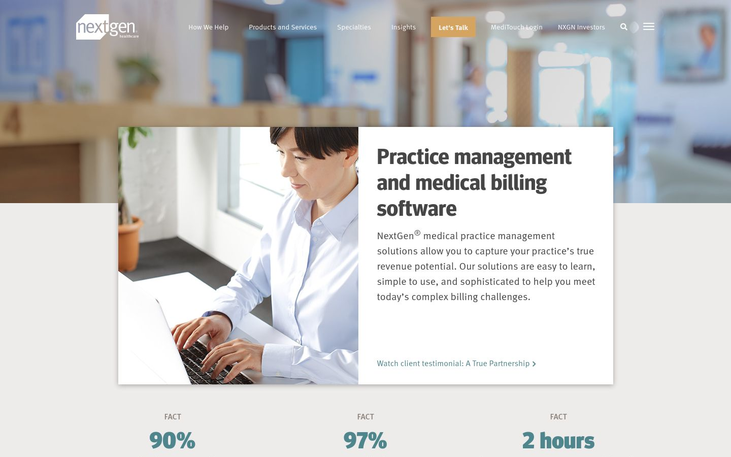 NextGen - Medical Billing Software