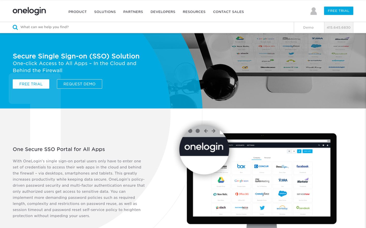Onelogin - Identity Management Software