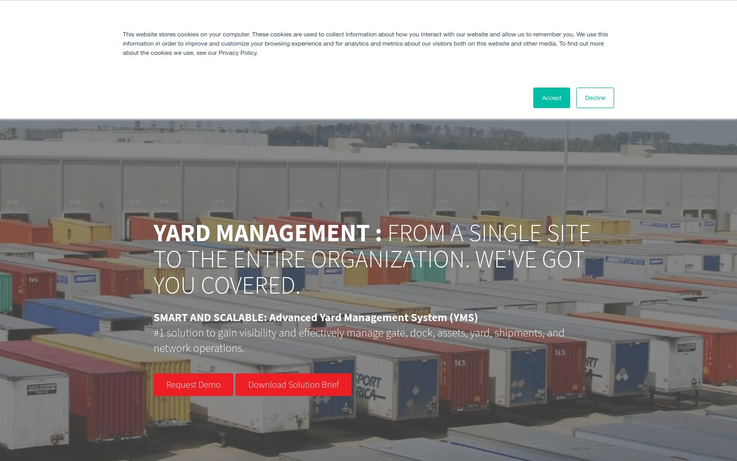PINC Yard Management System - Yard Management Software