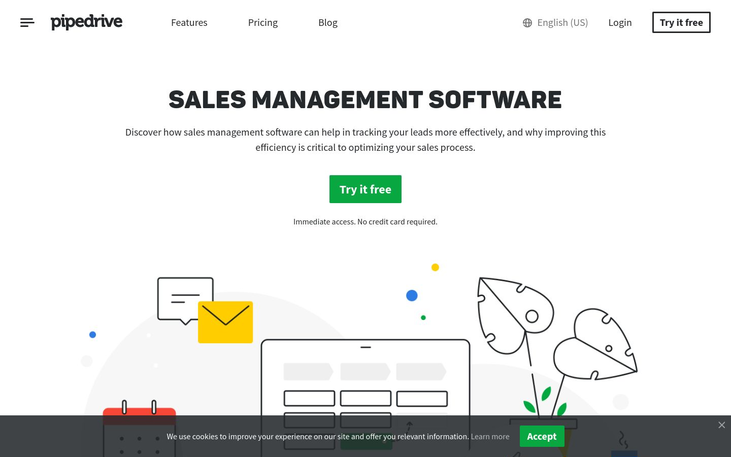Pipedrive - Sales Management Software