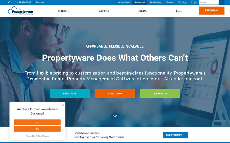 Propertyware - Property Management Software