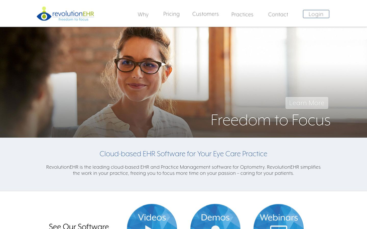 RevolutionEHR - Optometry Software