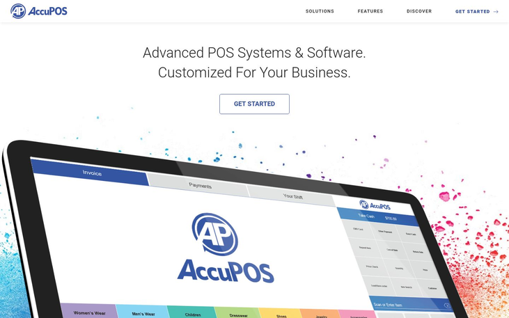 AccuPOS - Point Of Sale Software