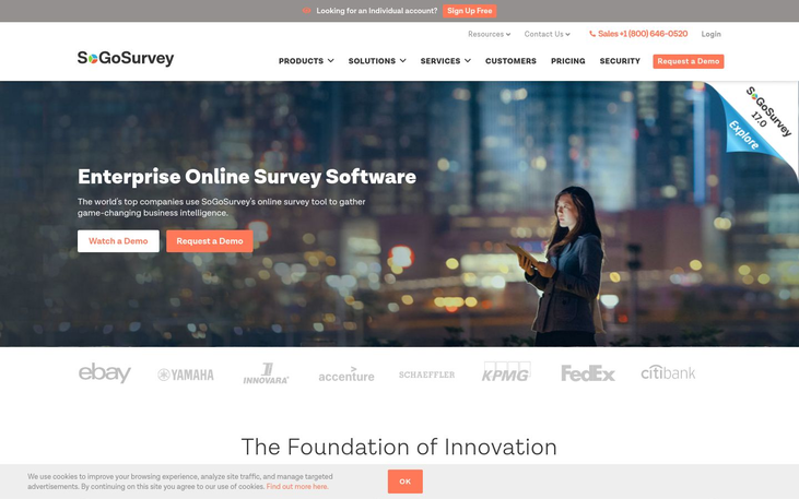SoGoSurvey - Survey Software