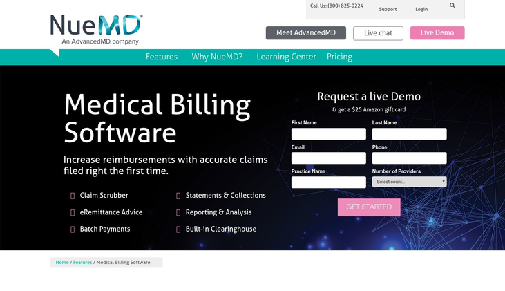 NueMD - Medical Billing Software