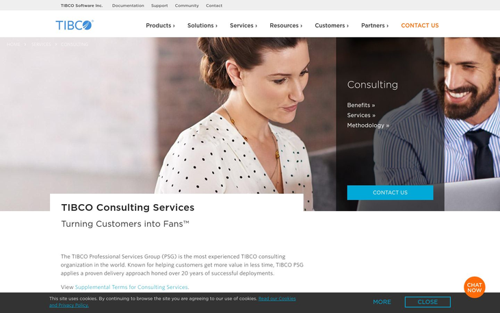 TIBCO - Consulting Software